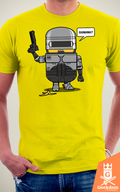 Camiseta Minioncop - Pigboom na internet
