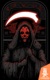 Camiseta Star Wars - Darth Maurte - by Pigboom | www.geekdomstore.com