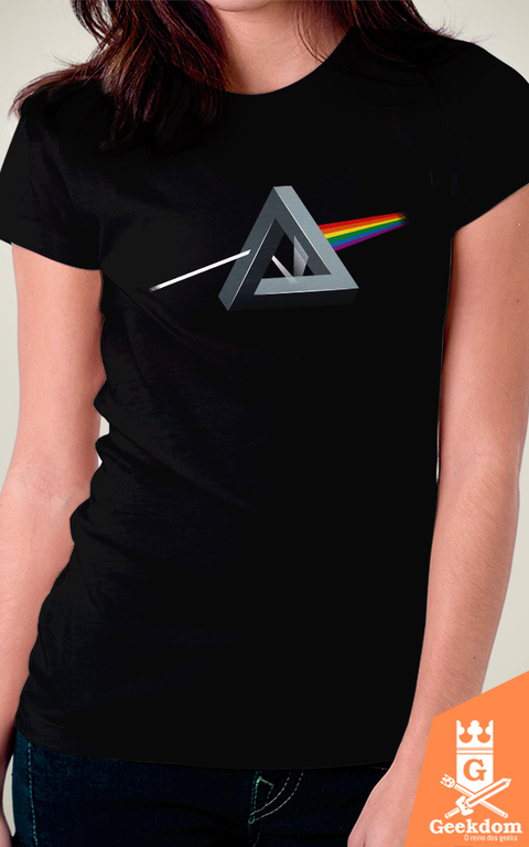 Camiseta Dark Side Impossible - by Le Duc - comprar online