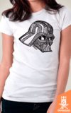 Camiseta Star Wars - Darth Vader - by Andrei | www.geekdomstore.com