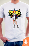 Camiseta Harley Quinn - Bang - by Andrei na internet