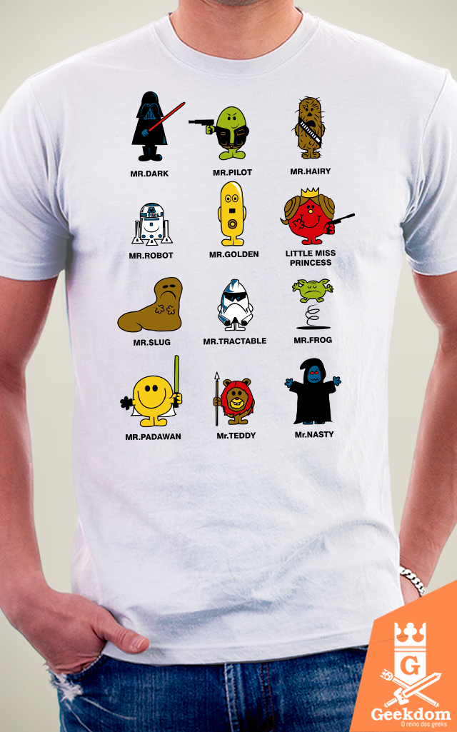 Camiseta Msieudam Wars - by Le Duc na internet