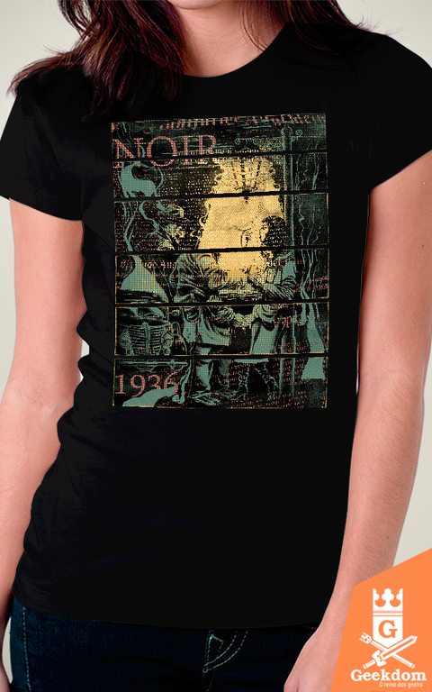 Camiseta Noir 1936 - by RicoMambo - comprar online