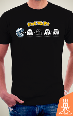 Camiseta Pac Wars - by Le Duc na internet