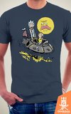 Camiseta Rick and Morty - Dimensão Calvin - by Vincent Trinidad Art | Geekdom Store | www.geekdomstore.com