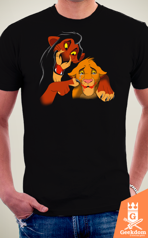 Camiseta Scar Joke - by Ddjvigo na internet
