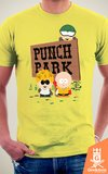 Camiseta South Park - Punch Park - by Albertocubatas | Geekdom Store | www.geekdomstore.com