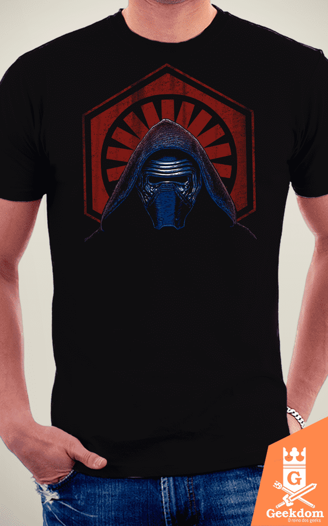 Camiseta Star Wars - A Nova Ordem - by Ddjvigo na internet