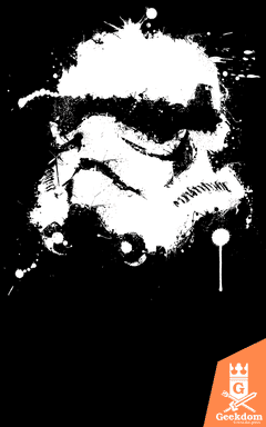 Camiseta Star Wars - Capacete - by Ddjvigo