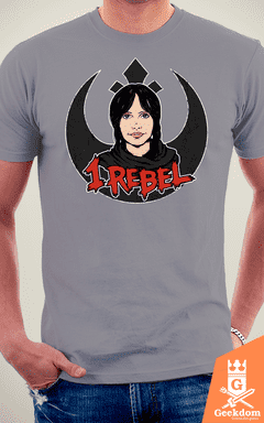 Camiseta Star Wars - Eu me Rebelo - by Pigboom na internet