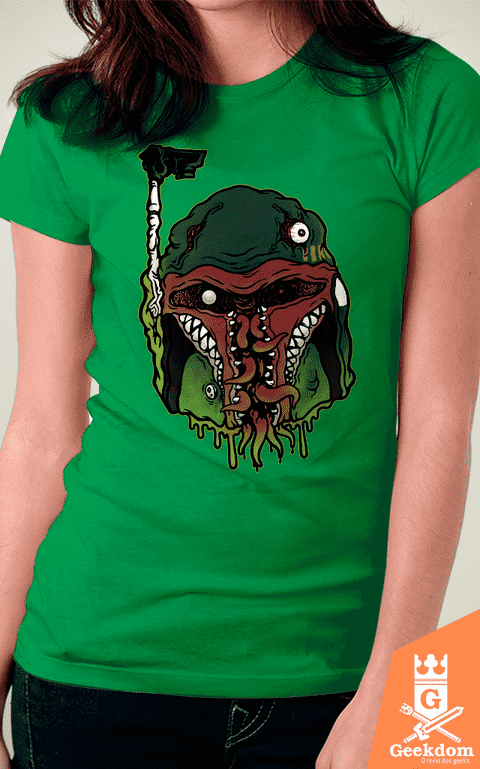 Camiseta Star Wars - Monster Fett - by Pigboom - comprar online