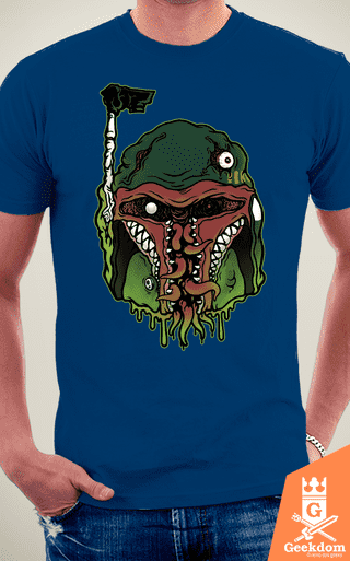 Camiseta Star Wars - Monster Fett - by Pigboom - loja online