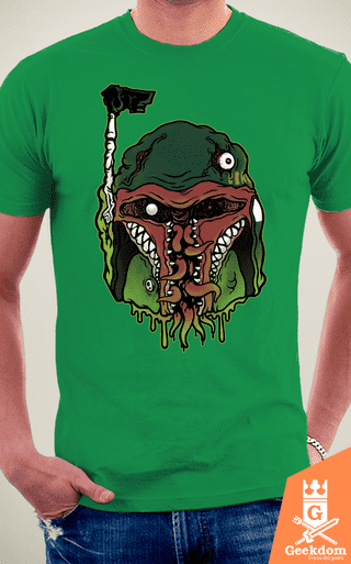 Camiseta Star Wars - Monster Fett - by Pigboom na internet