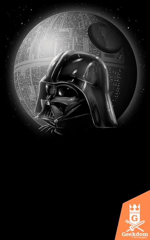 Camiseta Star Wars - Poder do Lado Negro - by Ddjvigo