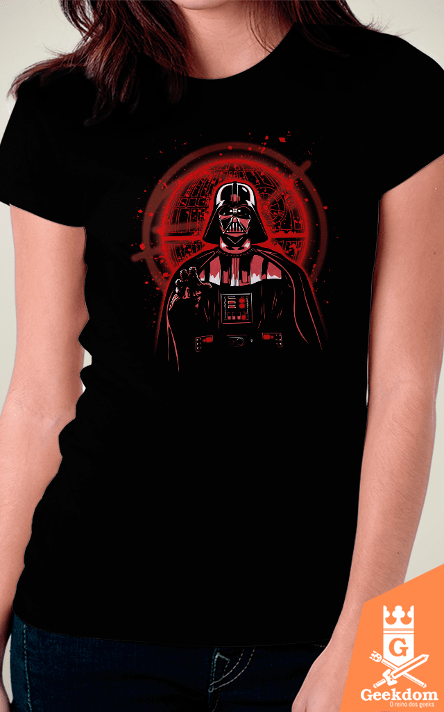 Camiseta Star Wars - Proteger os Planos - by Olipop | Geekdom Store | www.geekdomstore.com