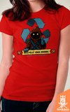 Camiseta Star Wars - Recicle Seus Droids - by Le Duc - comprar online