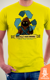 Camiseta Star Wars - Recicle Seus Droids - by Le Duc - loja online