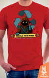Camiseta Star Wars - Recicle Seus Droids - by Le Duc na internet