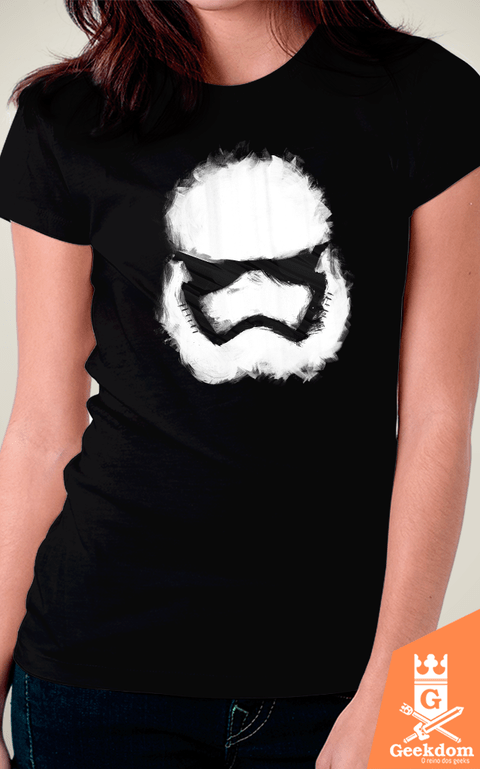 Camiseta Star Wars - Storm - by Ddjvigo