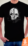 Camiseta Star Wars - Vader Caveira - by Piccolo | Geekdom Store | www.geekdomstore.com