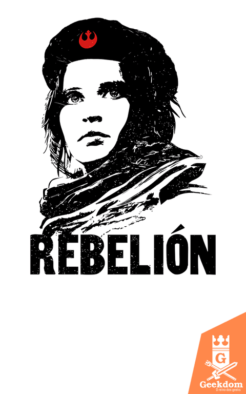 Camiseta Star Wars - Viva la Rebelion - by Olipop