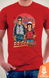 Camiseta Stranger Things - Bros. Without Hoes - by RicoMambo | Geekdom Store | www.geekdomstore.com