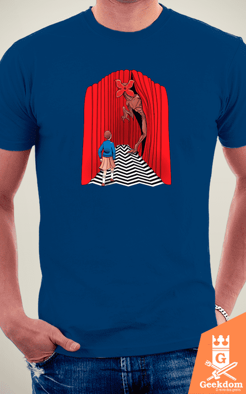 Camiseta Stranger Things - Doppelganger - by Soletine - loja online