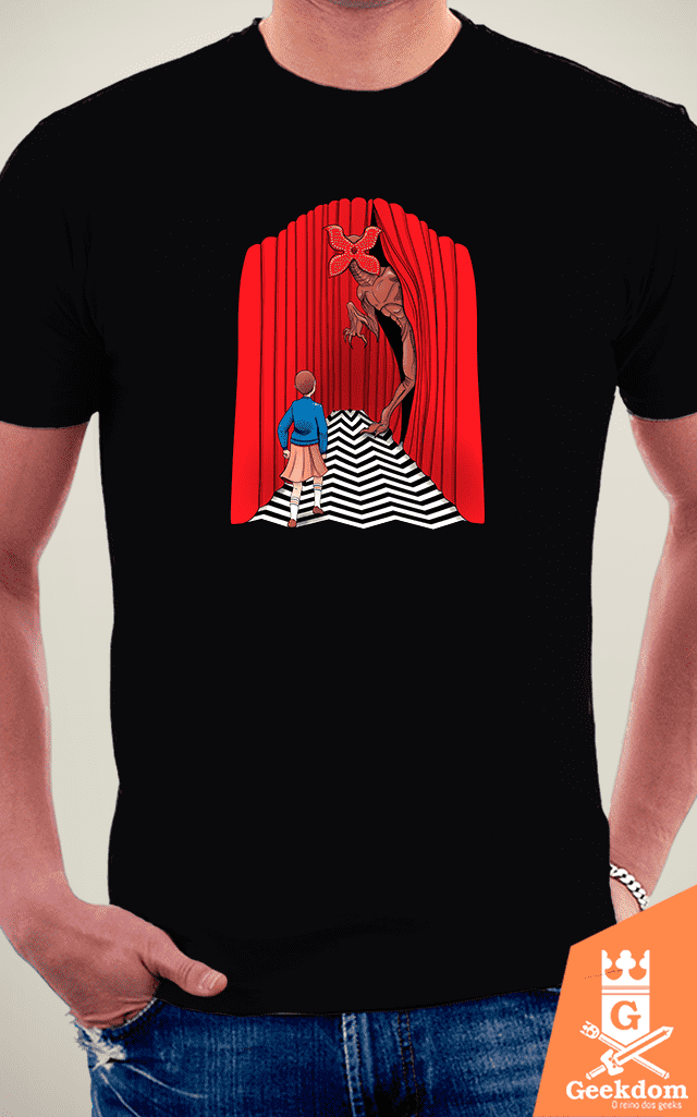 Camiseta Stranger Things - Doppelganger - by Soletine na internet