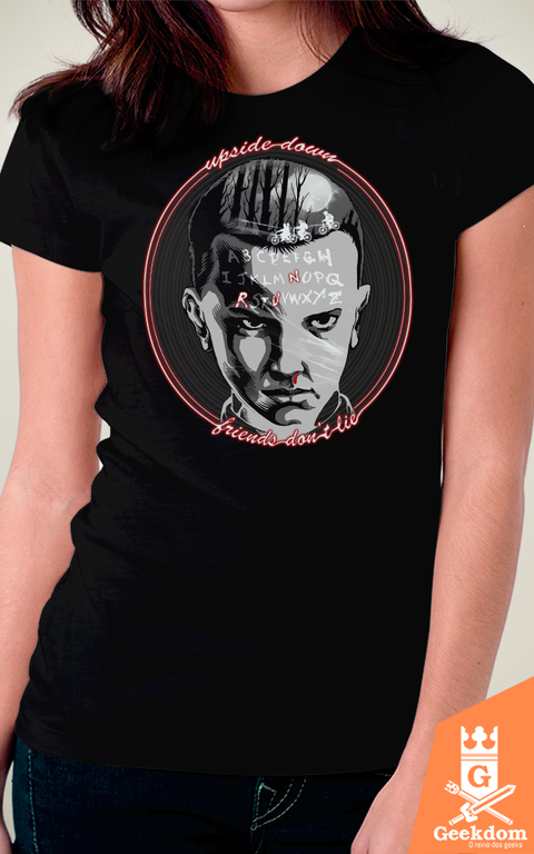 Camiseta Stranger Things - RUN - by RicoMambo - comprar online
