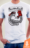 Camiseta Street Fighter - SureYouCan - by HugoHugo na internet