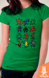 Camiseta Super Haring - by Le Duc | Geekdom Store | www.geekdomstore.com