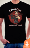 Camiseta The Walking Dead - Negan Escolhe Você - by Olipop | Geekdom Store | www.geekdomstore.com