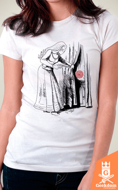 Camiseta Westworld - Dolores no Sonho - by Soletine - comprar online