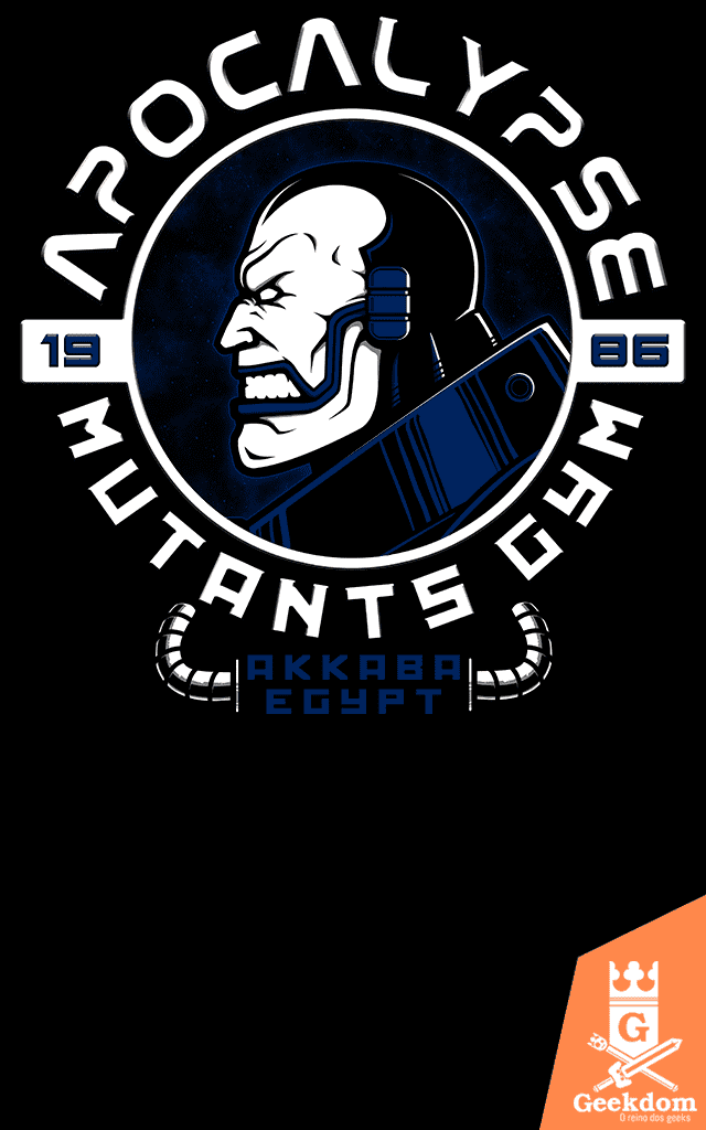 Camiseta X-Men - Academia Apocalipse - by Pigboom