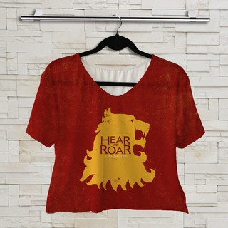 shirt - Game Of Thrones - House Lannister 02