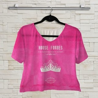 T shirt - The Vampire Diaries - House Forbes