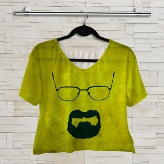 T Shirt - Breaking Bad -  Walter White  Heisenberg