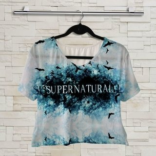 T shirt - Supernatural 06