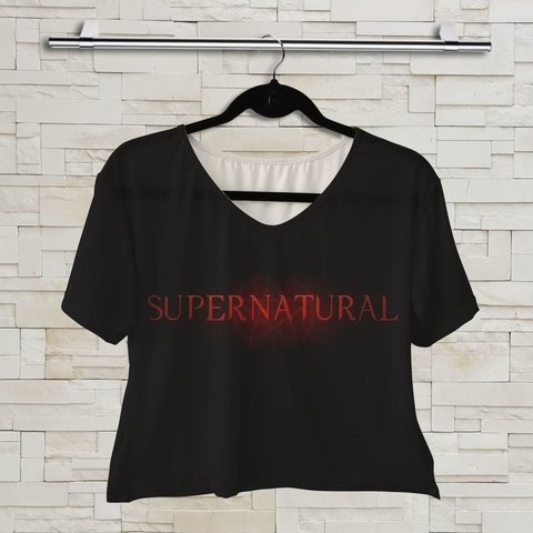 T shirt - Supernatural 10