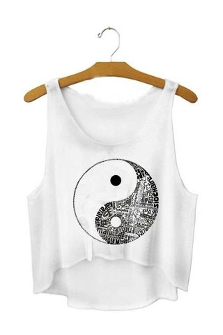 Top cropped - Yin Yang