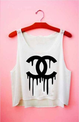 Top Cropped - Chanel Escorrido