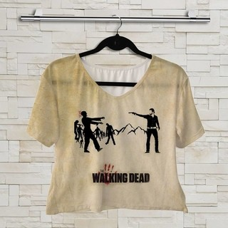 T shirt - The Walking Dead 01