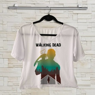 T shirt - The Walking Dead 08