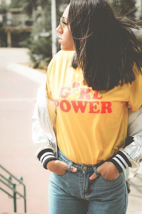 Tee Max - Tumblr - Girl Power