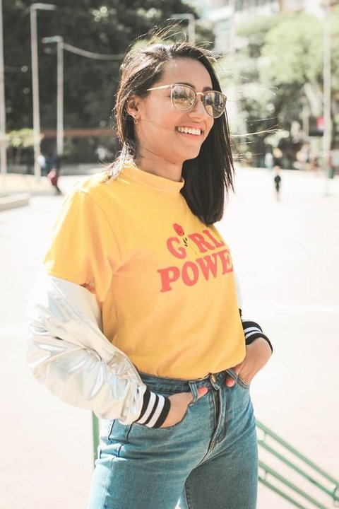 Tee Max - Tumblr - Girl Power - loja online