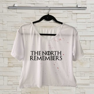 T shirt  - The North Remembers
