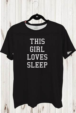 Tee Max - Tumblr - This Girl Loves Sleep