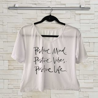 T shirt - Positive Mind 01