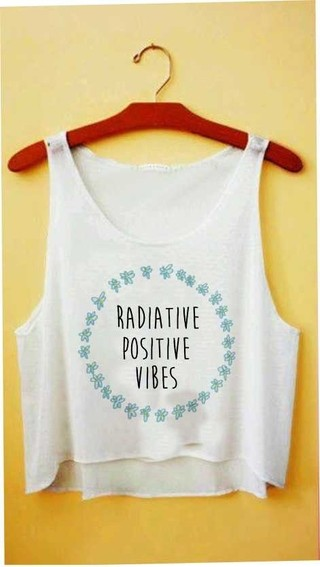 Top cropped - Radiative Positive Vibes