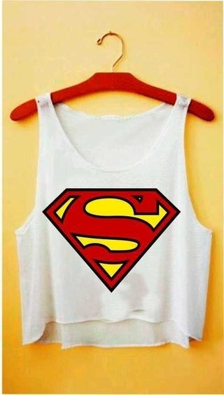 Top Cropped - Superman 01